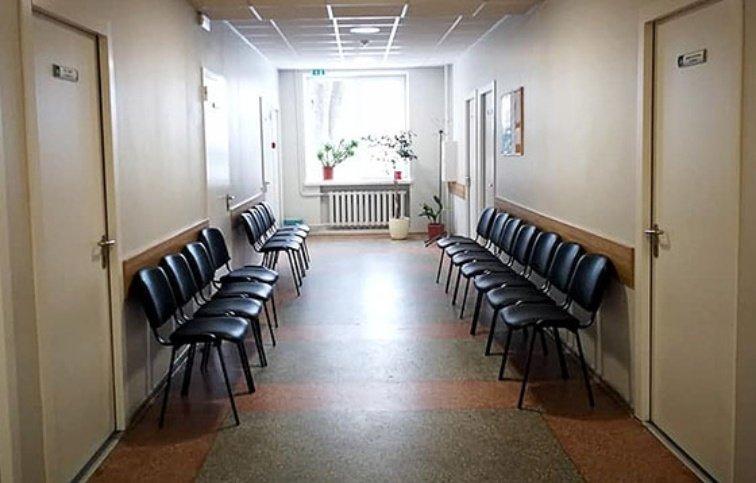 Baisogalos pirminės sveikatos priežiūros centre  – COVID-19 protrūkis