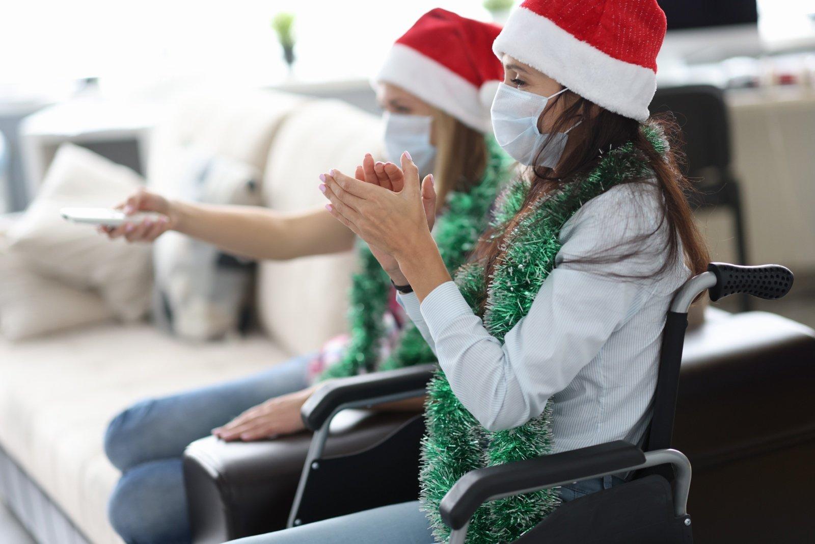 PSO ekspertai rekomenduoja atsisakyti kalėdinių susibūrimų