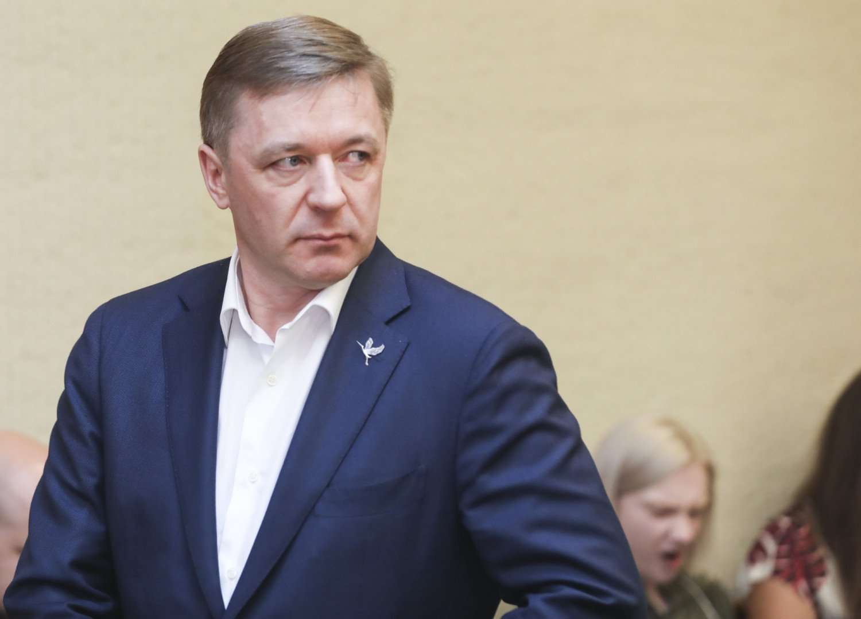 VRK panaikino R. Karbauskio Seimo nario įgaliojimus