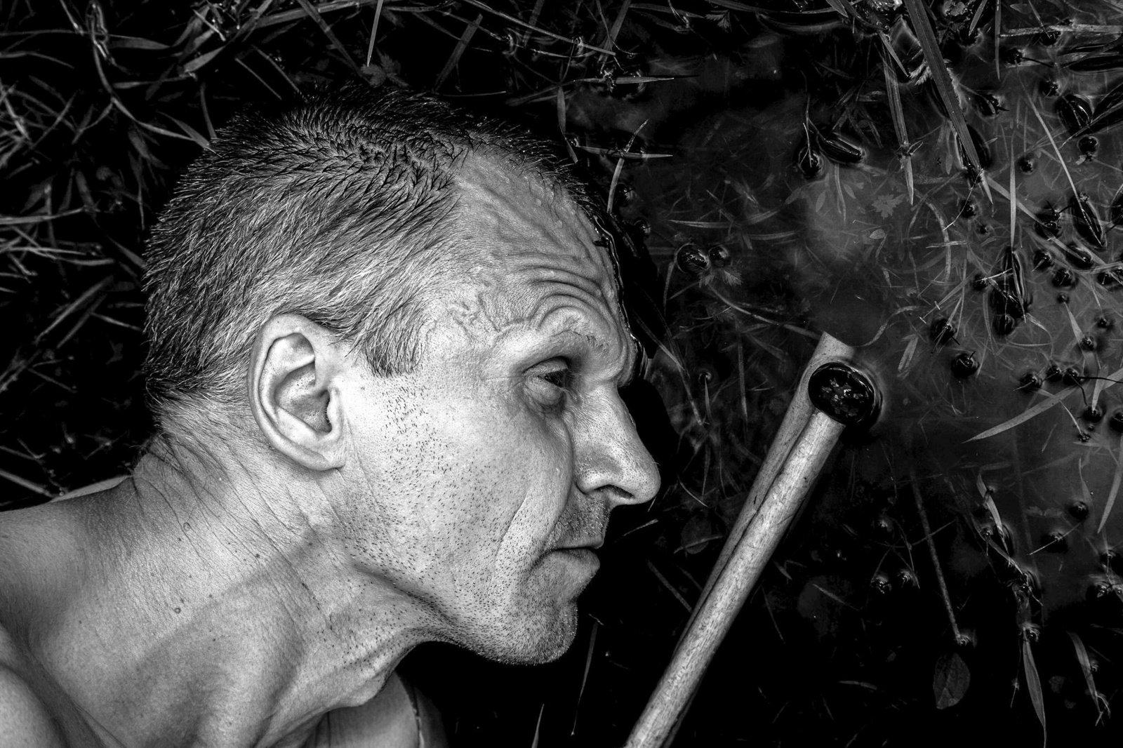 Grupės BIX būgnininkas Gintas Gascevičius pristato  naują vaizdo klipą apie sapnus