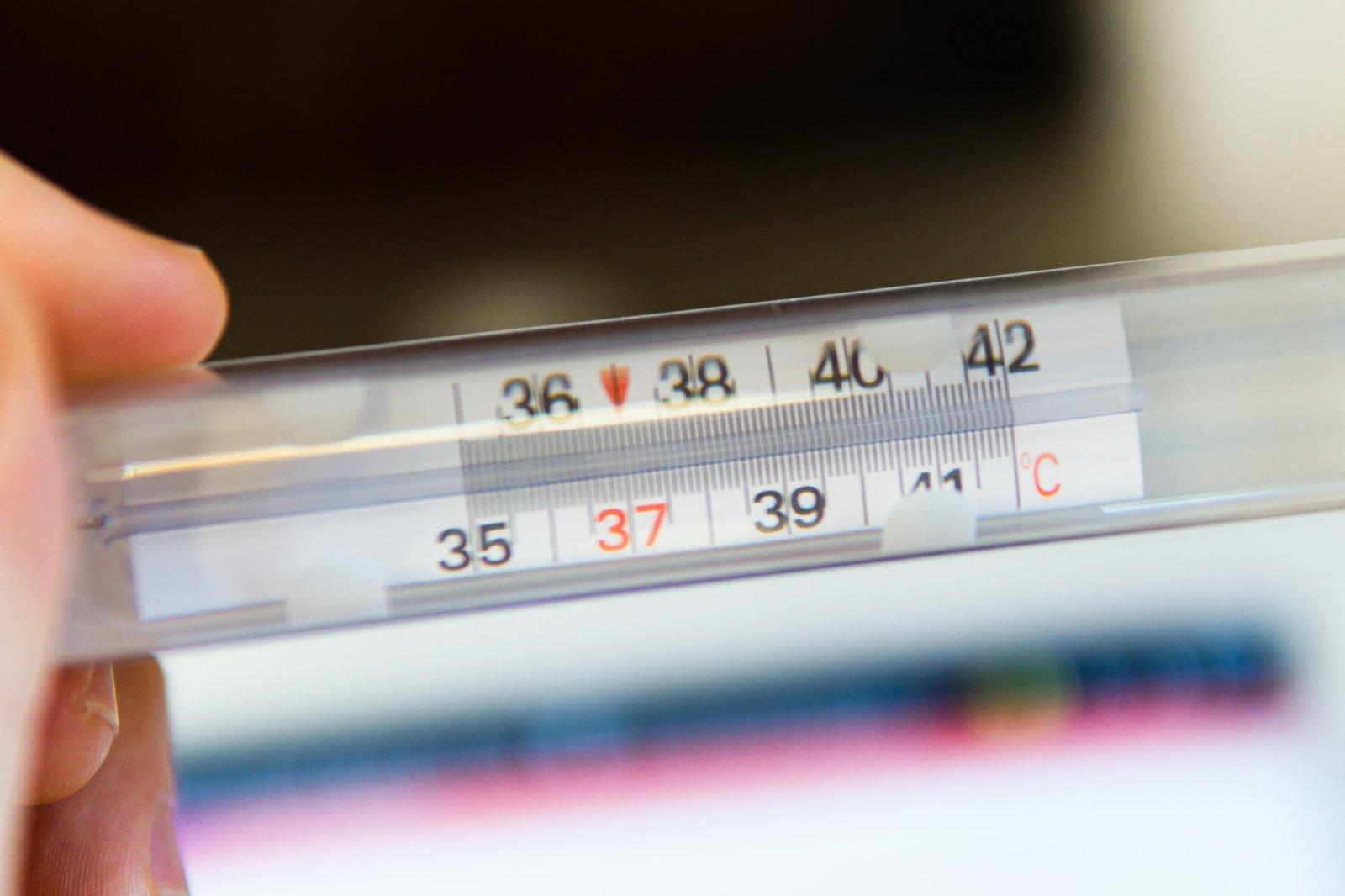 Keičiasi normalia laikytina žmonių kūno temperatūra: pokyčiai fiksuojami atokiausiose pasaulio vietose