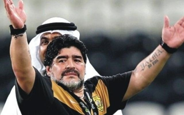 Argentinos žiniasklaida: mirė futbolo grandas D. Maradona (papildyta)