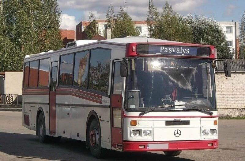 Karantino laikotarpiu Pasvalyje – nemokamas viešasis transportas