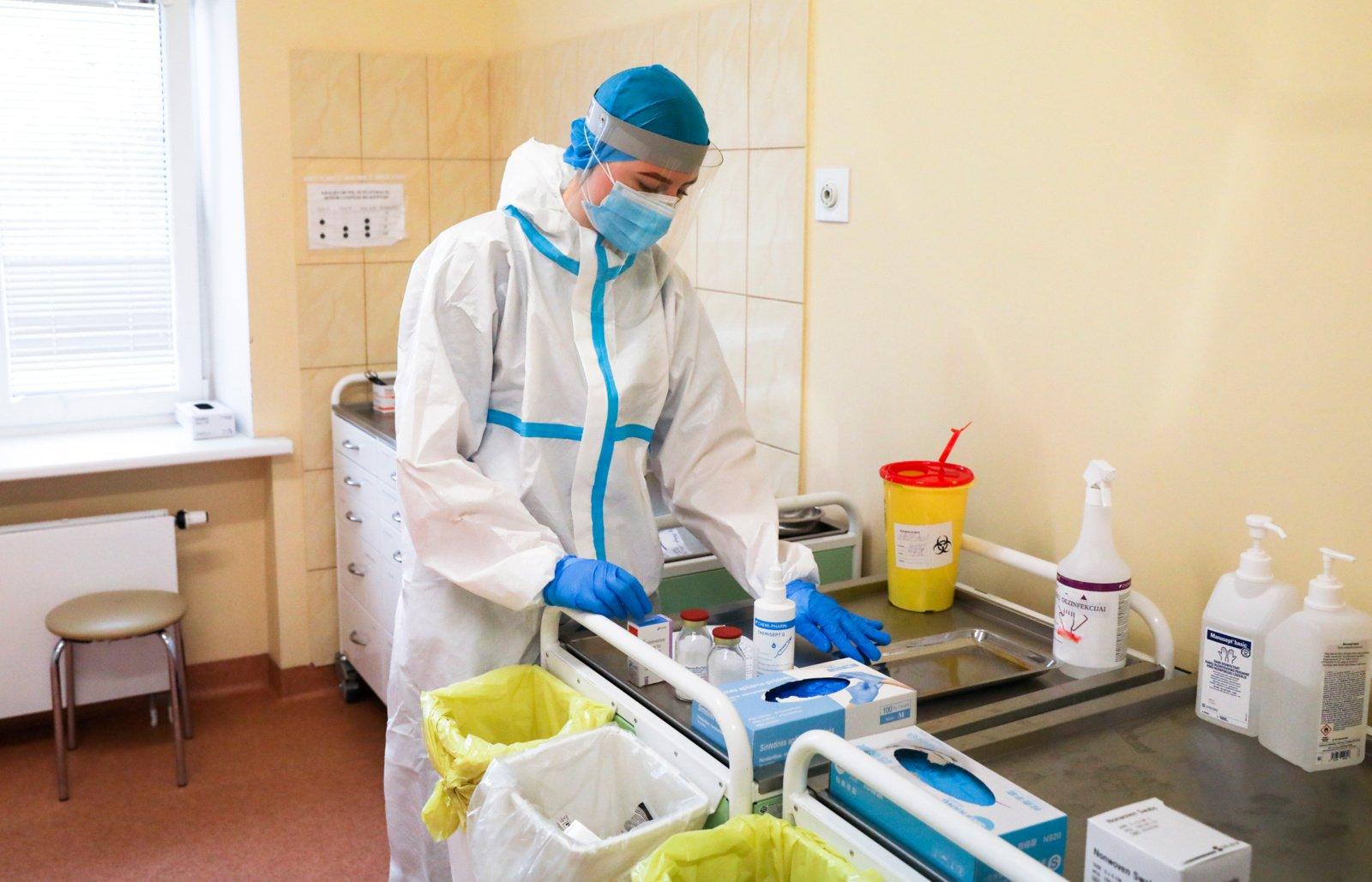 Akmenės rajone – 15 naujų COVID-19 ligos atvejų