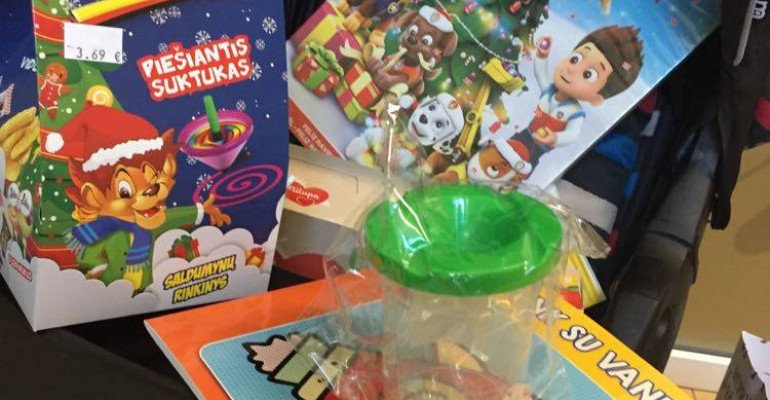 Socialinių paslaugų centre jau kalėdinė nuotaika