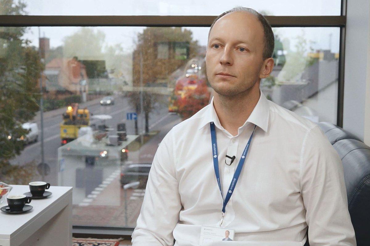 """ŠU alumnas Arminas Jonkus: """"Kiek į save investuosiu, tiek turėsiu realios grąžos"""""""