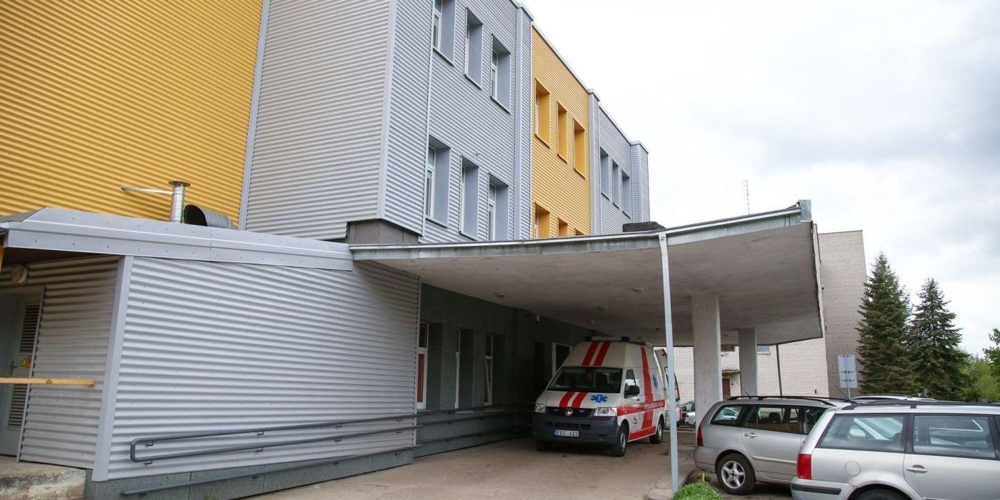 Kėdainių rajono savivaldybė: mirusieji ligoninėje nebuvo laikomi ant grindų
