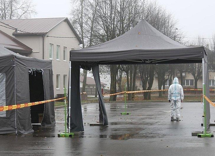 Nuo COVID-19 rajone mirė antras žmogus, bet mirčių buvo daugiau