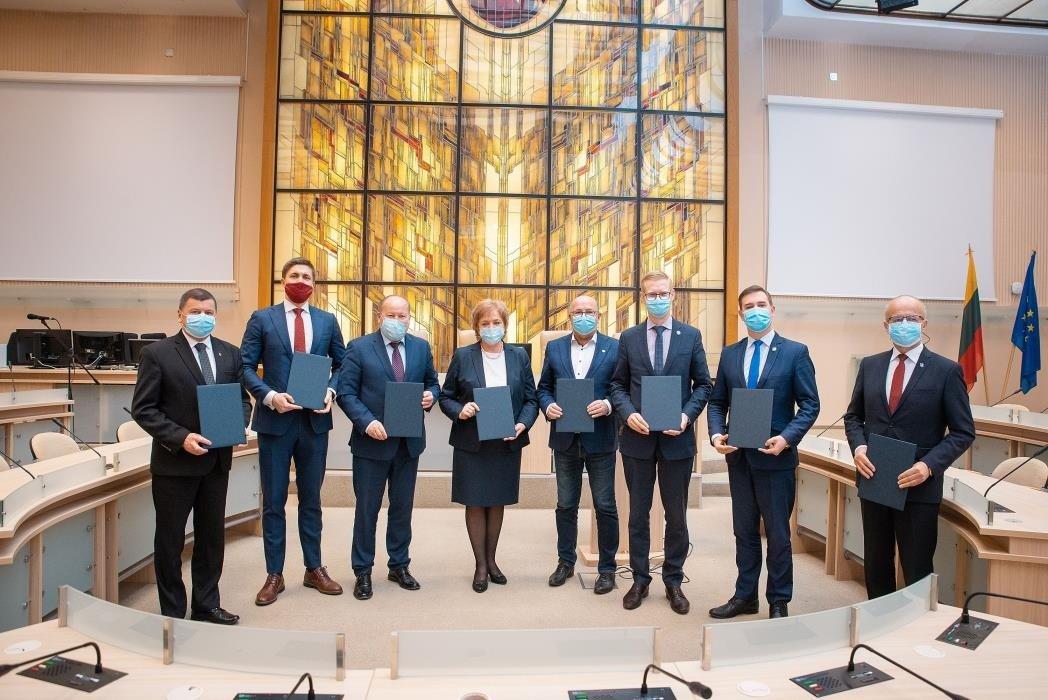 Nauja Kauno regiono plėtros taryba spręs opiausias aštuonių savivaldybių problemas