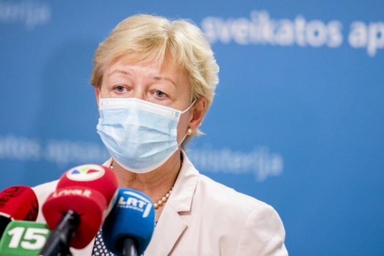 Epidemiologai: Ištiria 86 proc. patvirtintų koronaviruso atvejų
