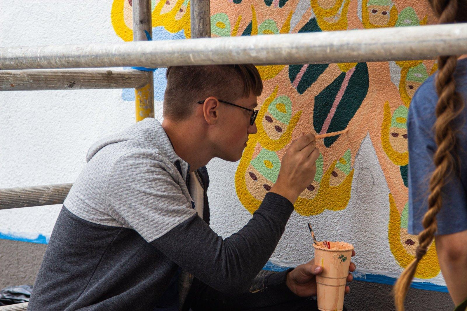 Marijampolės jaunimas atranda save: ką iš tiesų gali savanorystė?