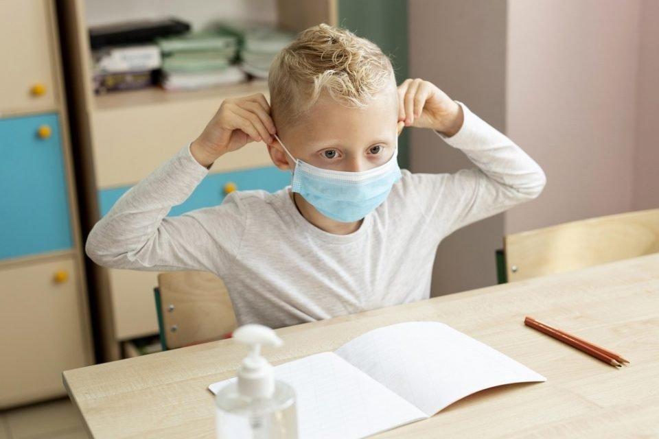 Panevėžio mieste per COVID-19 pandemiją koronavirusu persirgo 5 įvairaus amžiaus vaikai
