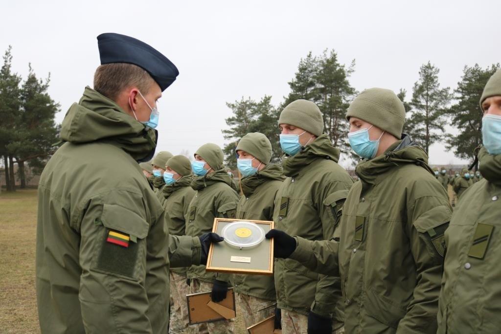 Karinių oro pajėgų Oro gynybos batalione – naujas vadas