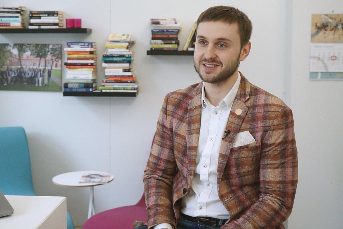 """ŠU alumnas, įmonės UAB """"Fiberta"""" įkūrėjas T. Milaknis: """"Užsiimti savo verslu labiausiai skatina laisvė"""""""