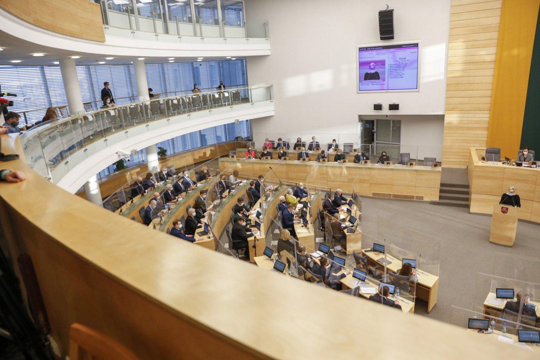 Socialdemokratai siūlo koreguoti seniūnų skyrimo tvarką