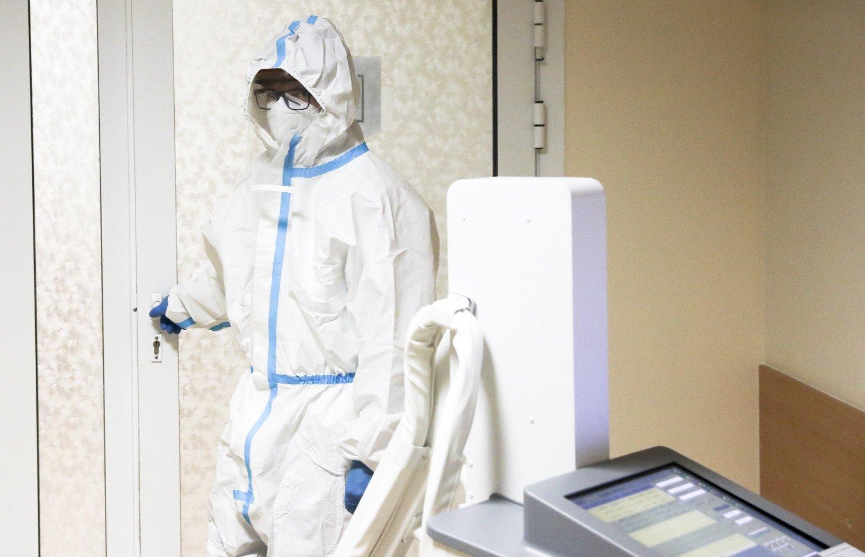 Nauji koronaviruso infekcijos židiniai – socialinės globos namuose, darželiuose, įmonėse