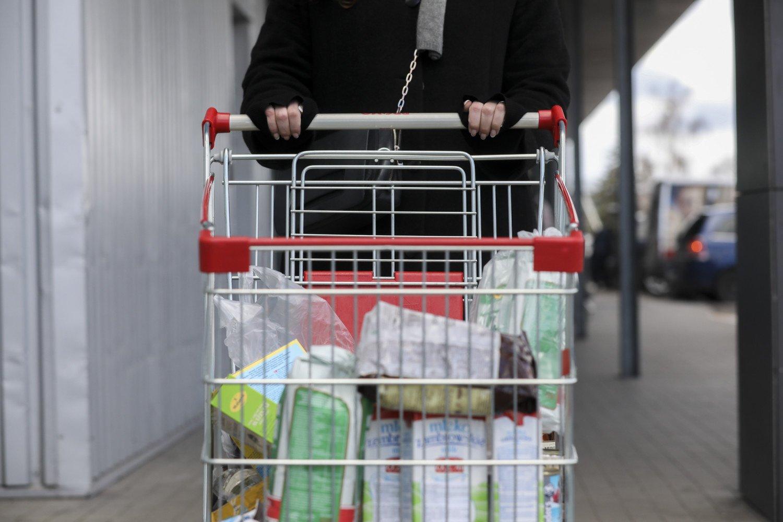 Finansų ministrė nepritaria PVM lengvatai maistui