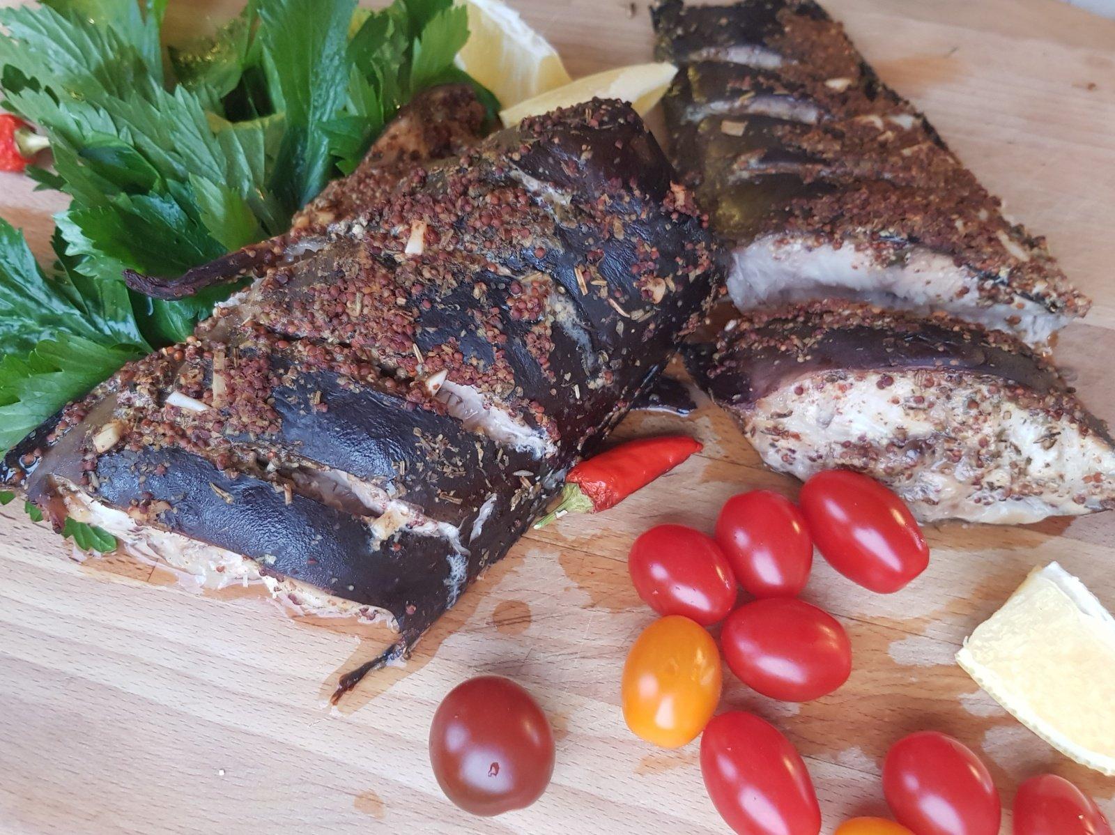 Ant šventinio stalo – lietuviškos žuvies patiekalai