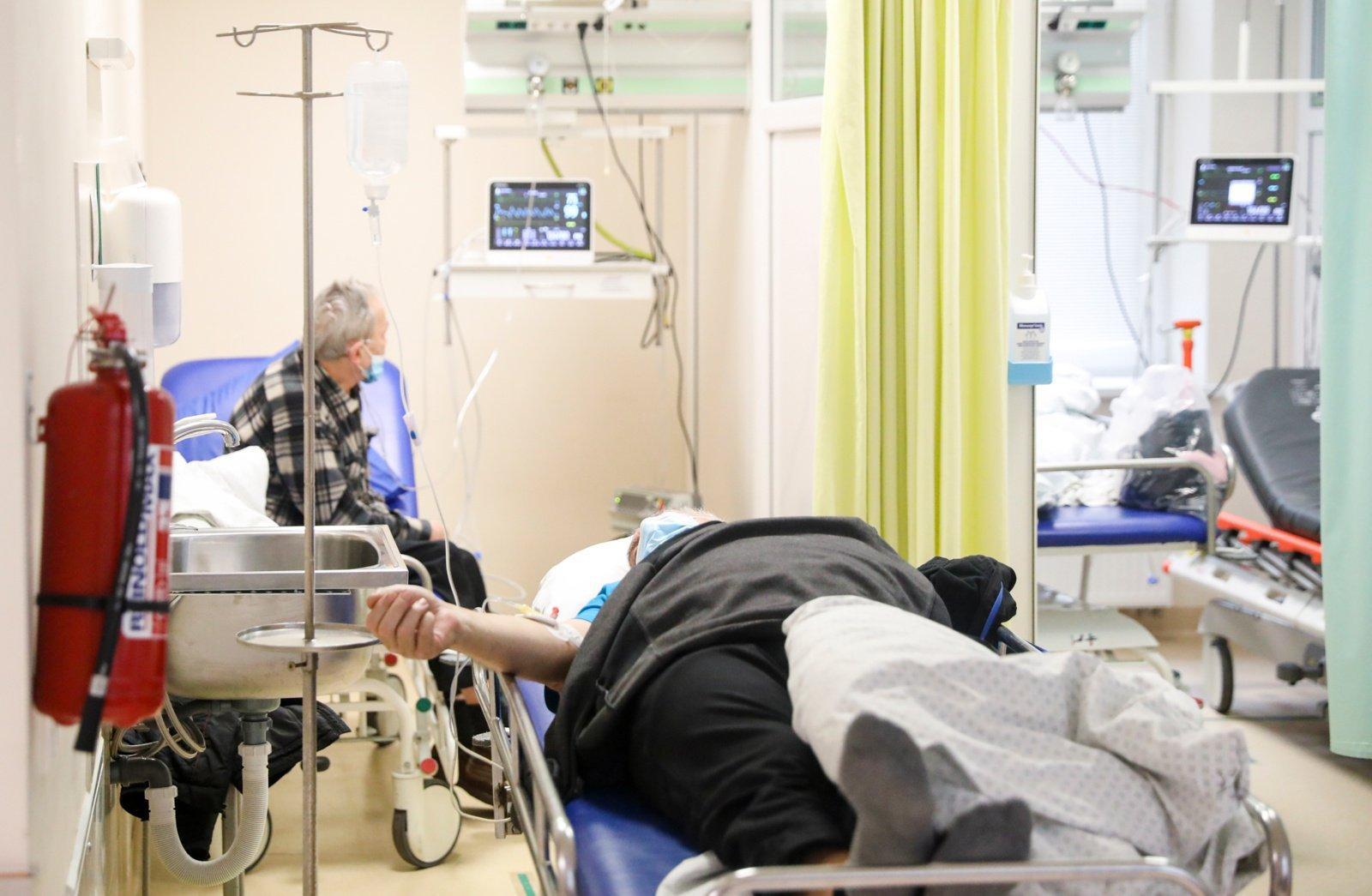 Lietuva pagal sergamumą COVID-19 – šešta, pagal mirtingumą – penkta Europoje