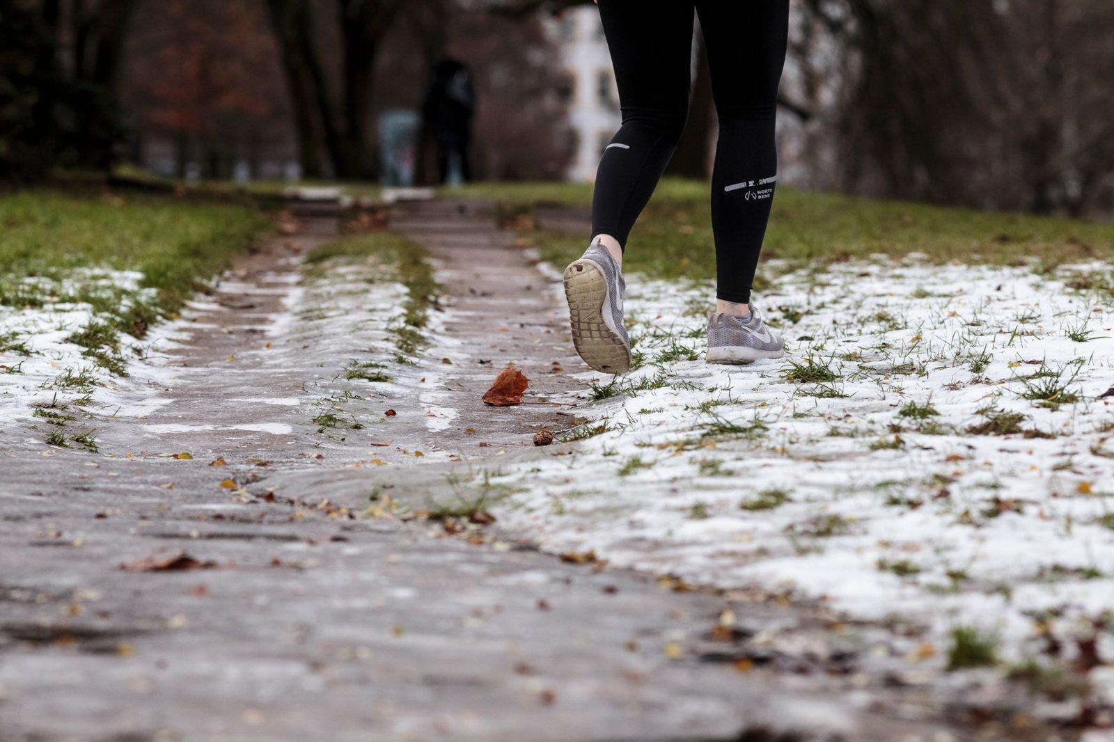Orai: pavasarines nuotaikas toliau niaukstys žiema