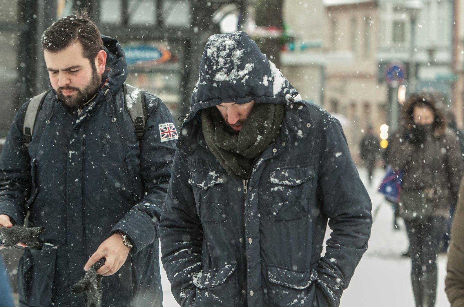 Pastarąją parą nuo šalčio mirė du žmonės