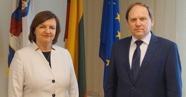 Administracijos direktoriaus pareigas laikinai eis Povilas Černeckis