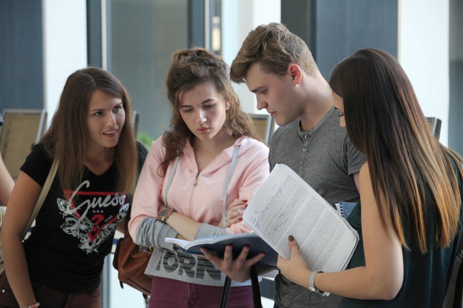 Šiaulių universitetas tapo Vilniaus universiteto Šiaulių akademija