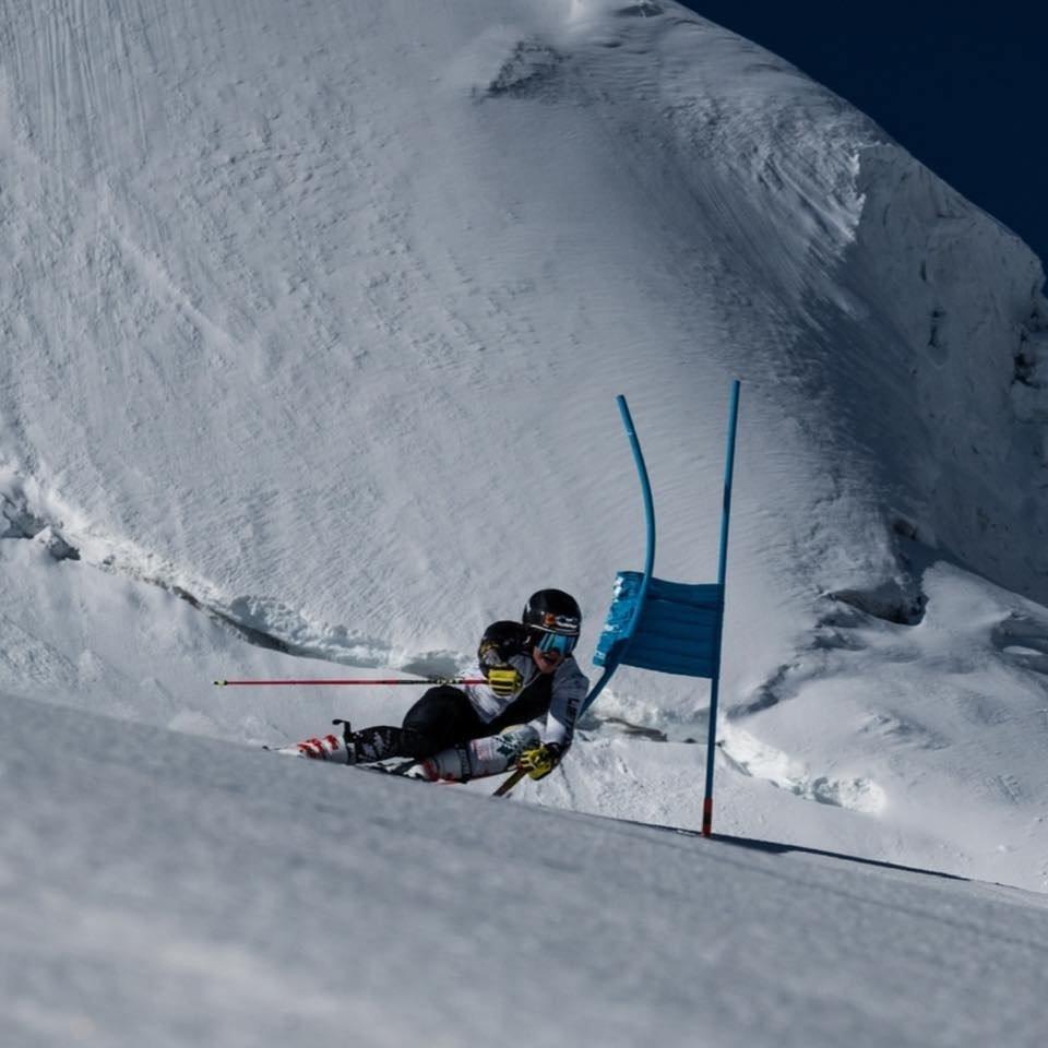 Kalnų slidininkas Andrejus Drukarovas 2021 metus pradėjo įspūdinga pergale