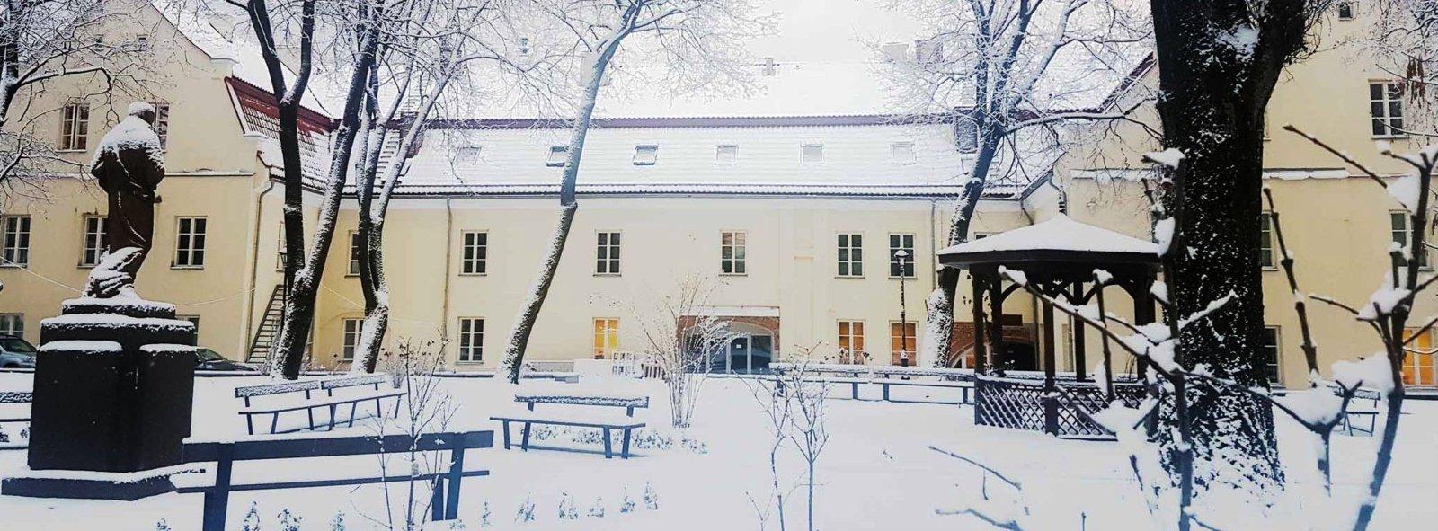 Maironio lietuvių literatūros muziejui šiemet sukaks 85-eri