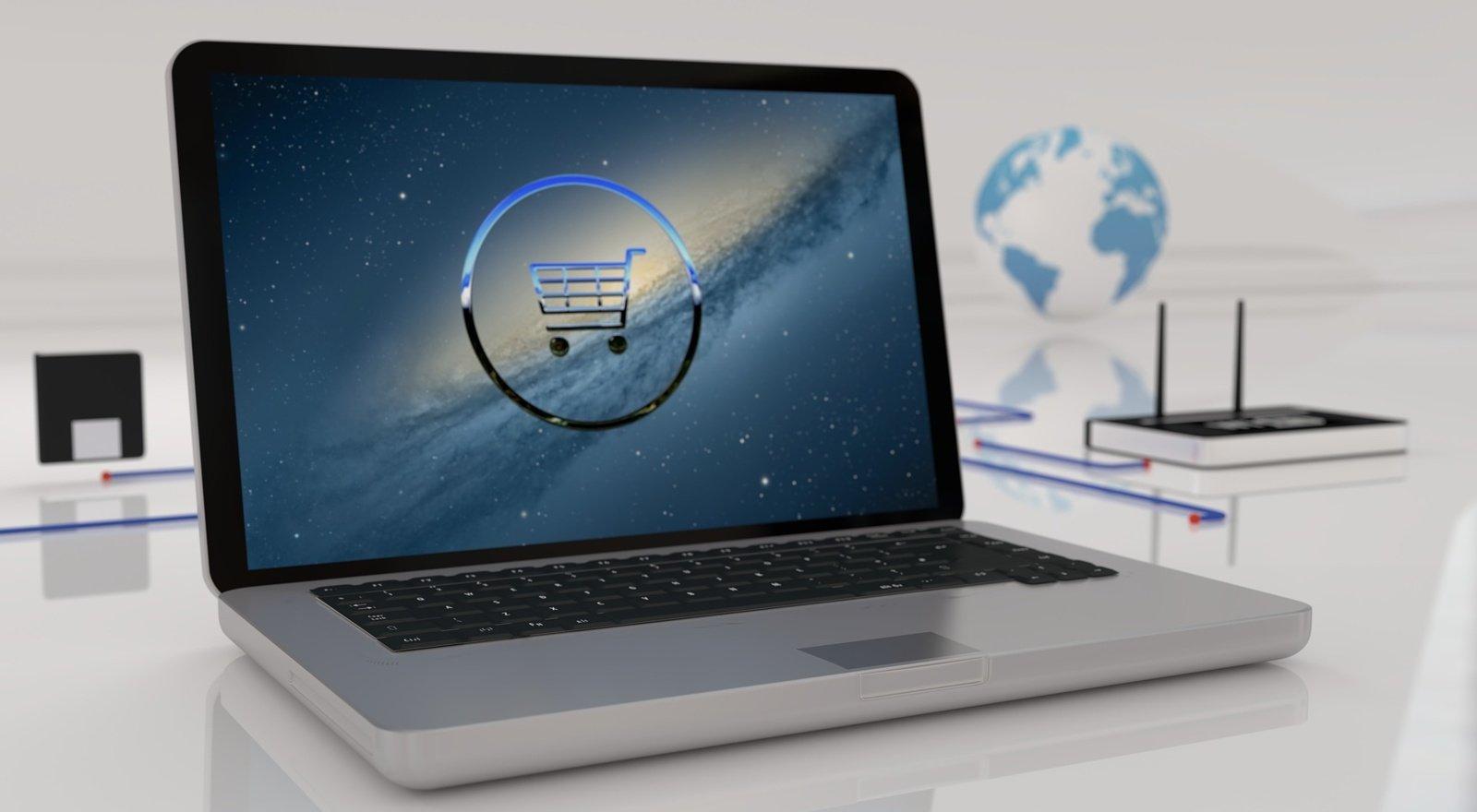 elektroninės prekybos platformos sistemos