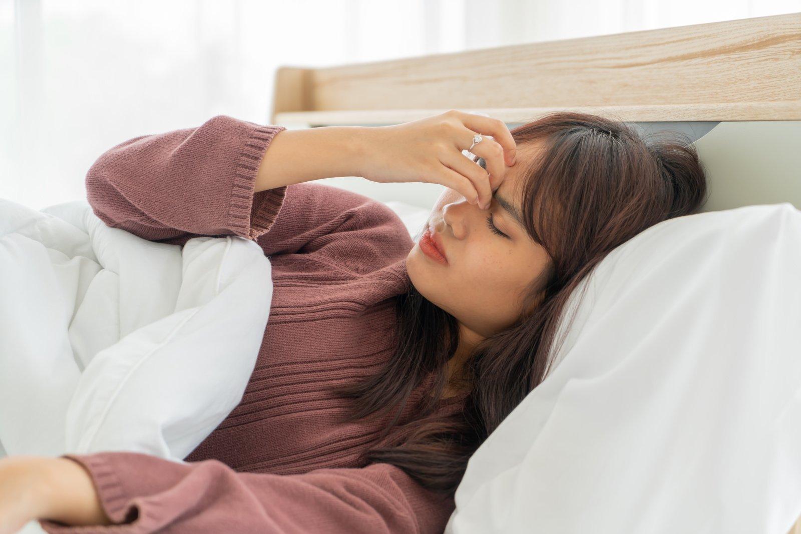 8 požymiai, raginantys moteris susirūpinti sveikata