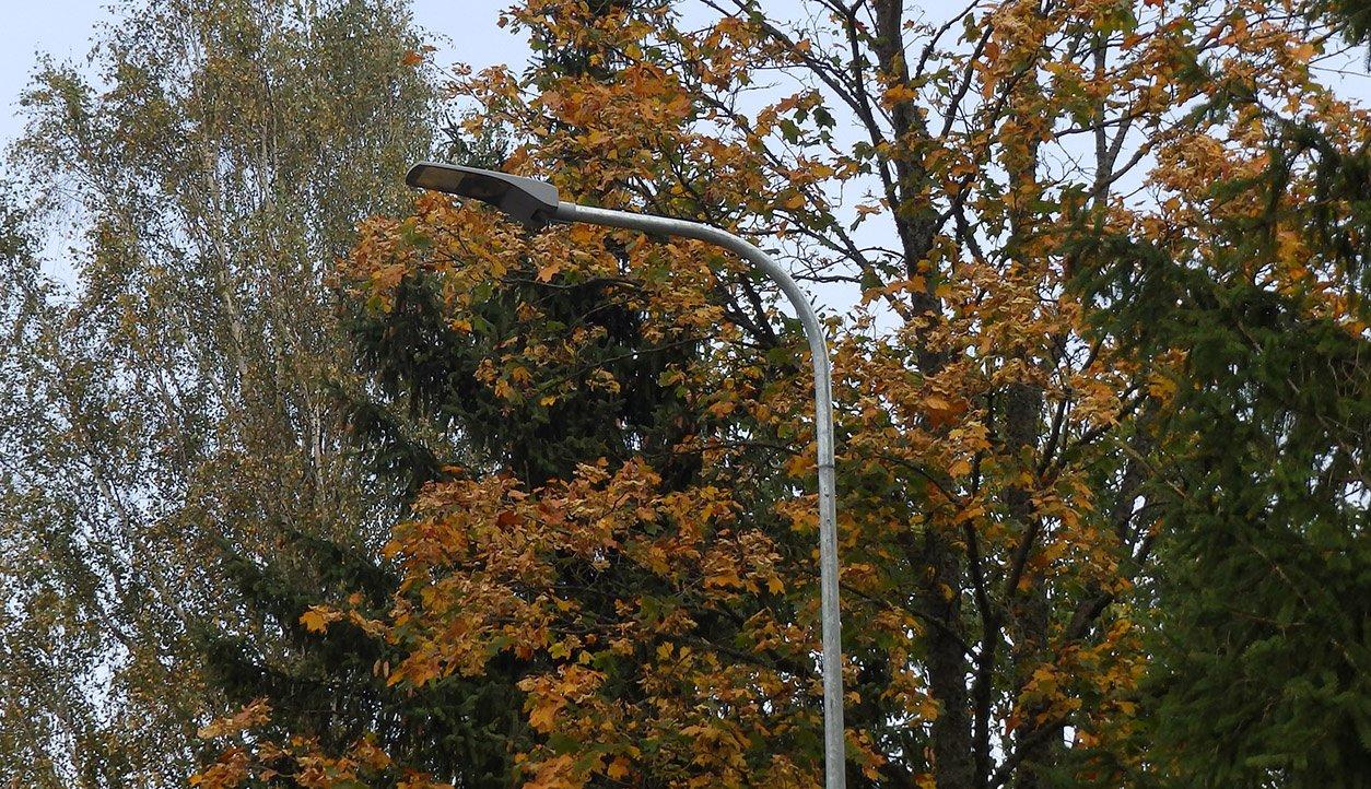 Seni gatvių šviestuvai Molėtų rajone bus pakeisti naujais