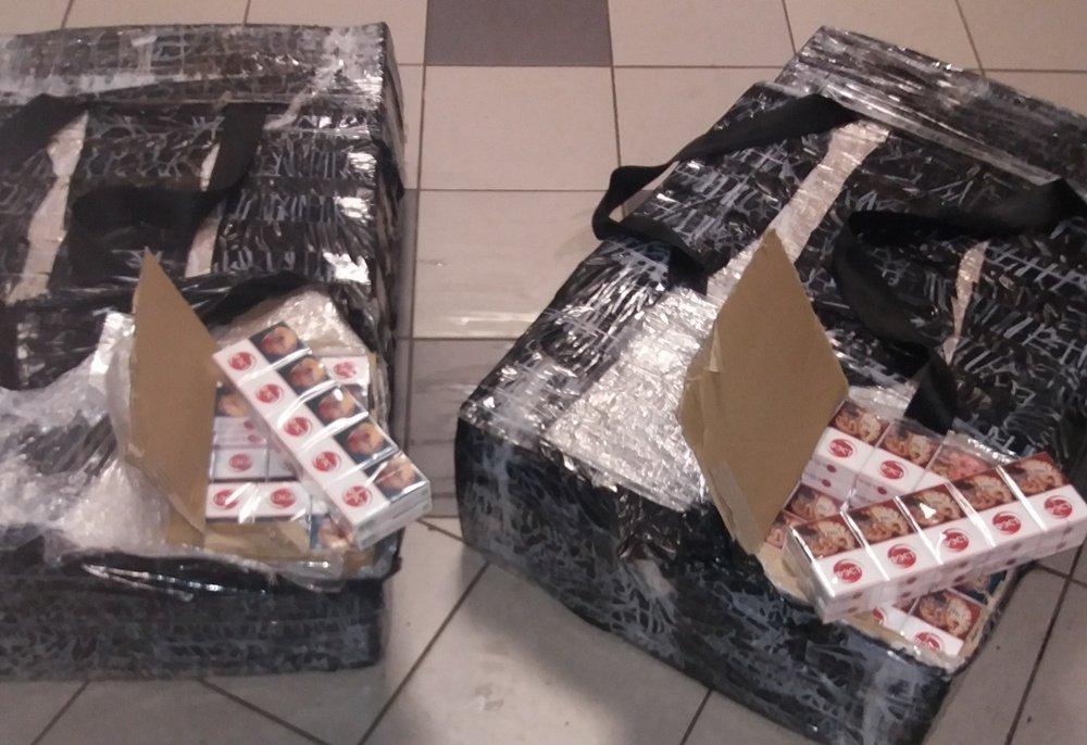 Kontrabandinius rūkalus gabenęs švenčioniškis stos prieš teismą