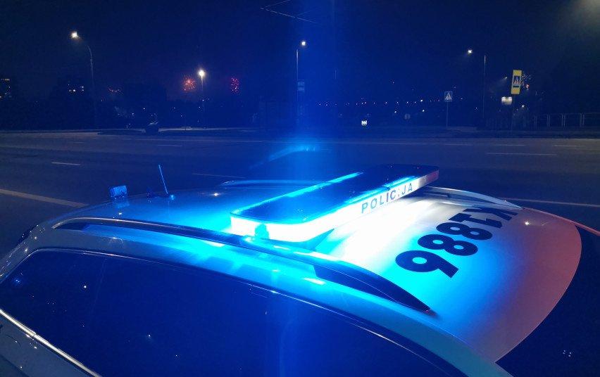 Karmėlavoje policijai įkliuvo neblaivus, beteisis vairuotojas