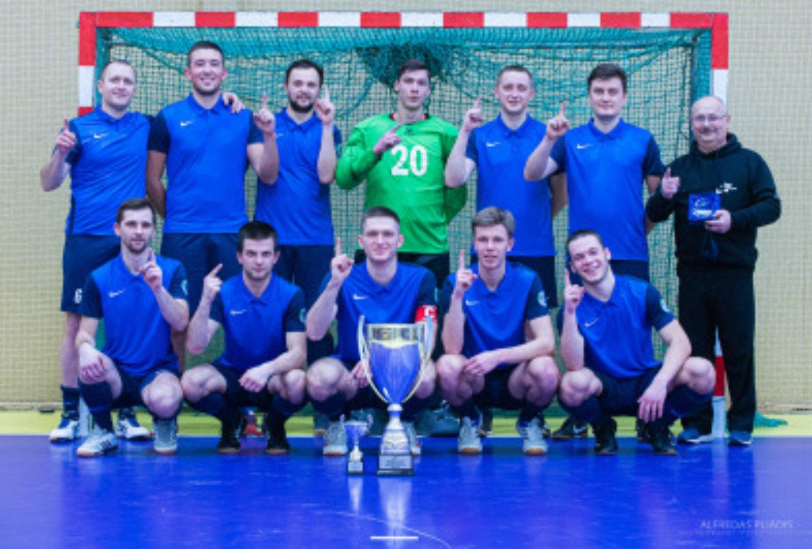 "LŽRF taurę laimėjo ""Baltic Champs–Ježvito"" riedulio komanda"