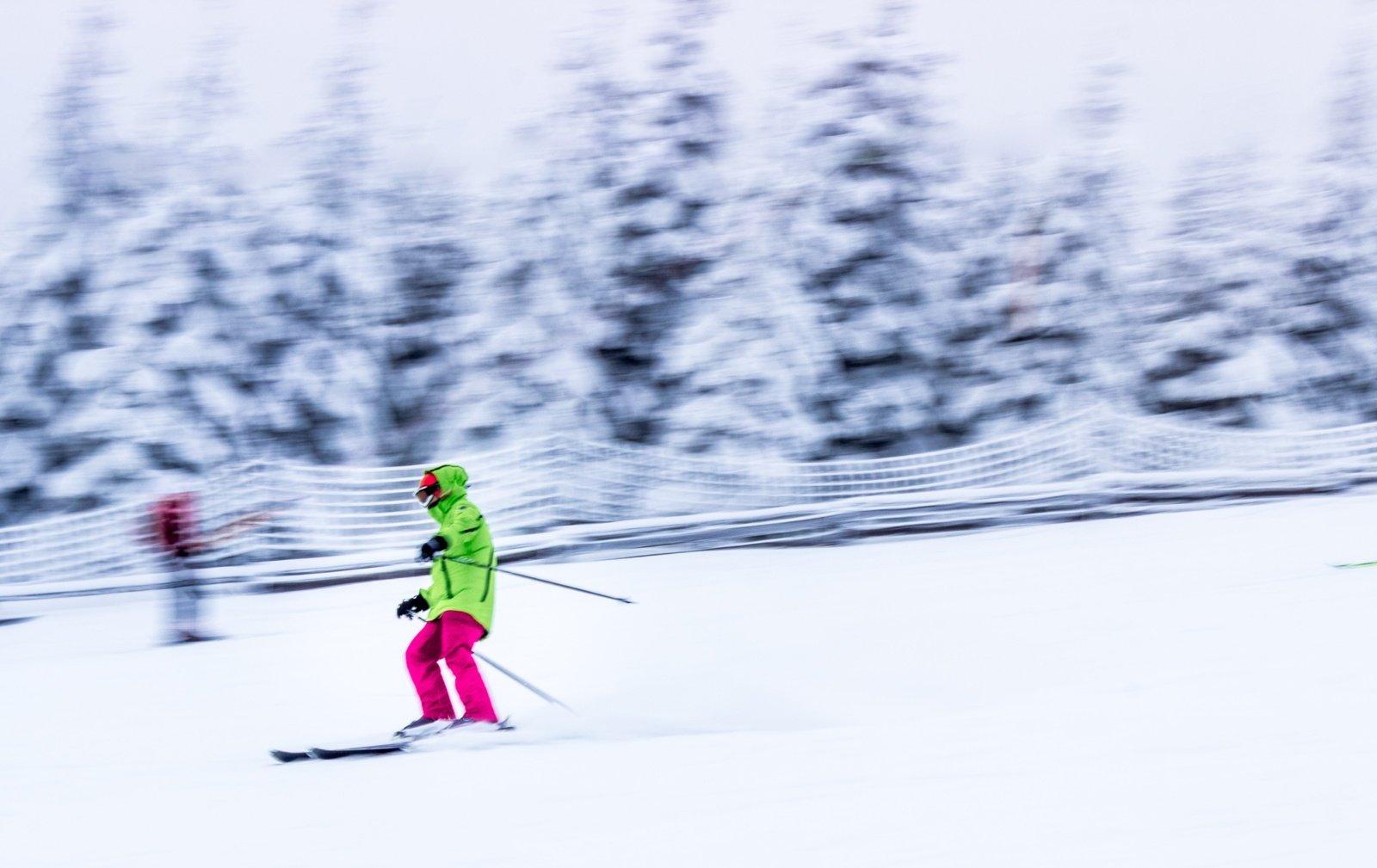 V. Čmilytė-Nielsen apie slidinėjimo centrų prašymą atnaujinti veiklą: išimčių reikėtų vengti