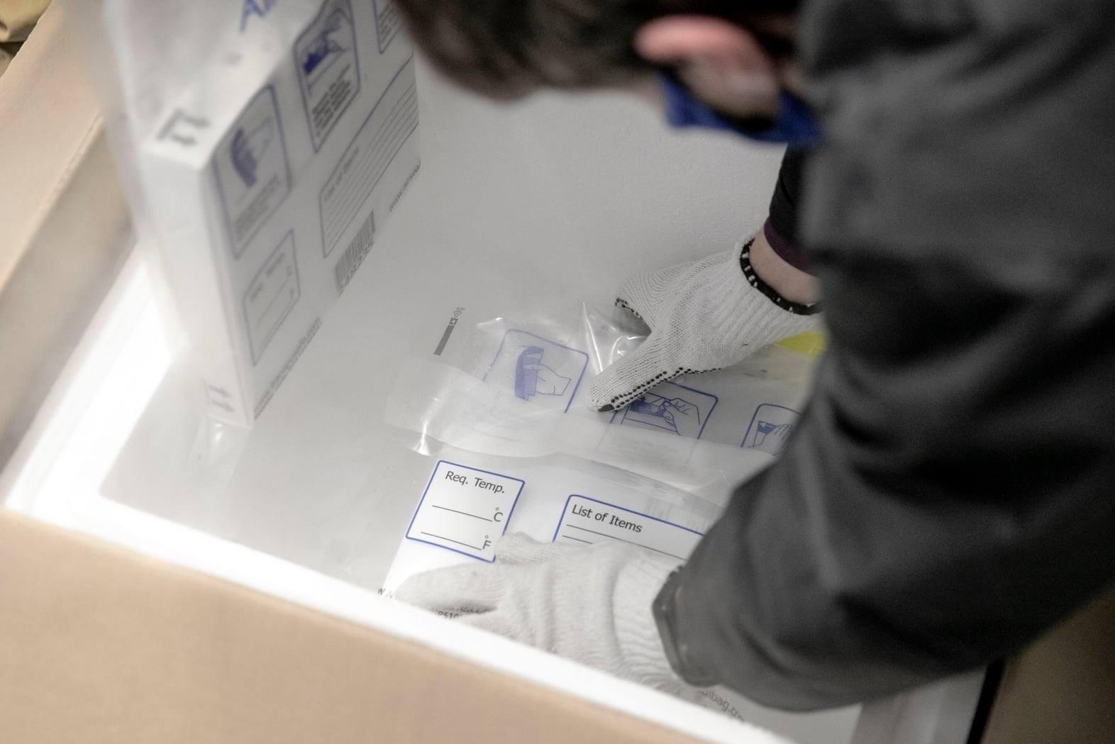 """Ministerija leido atnaujinti skiepijimą vienos siuntos """"BioNTech"""" ir """"Pfizer"""" vakcinomis"""