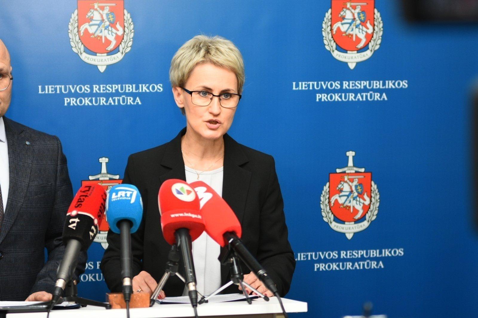 Prezidentas paskyrė N. Grunskienę generaline prokurore