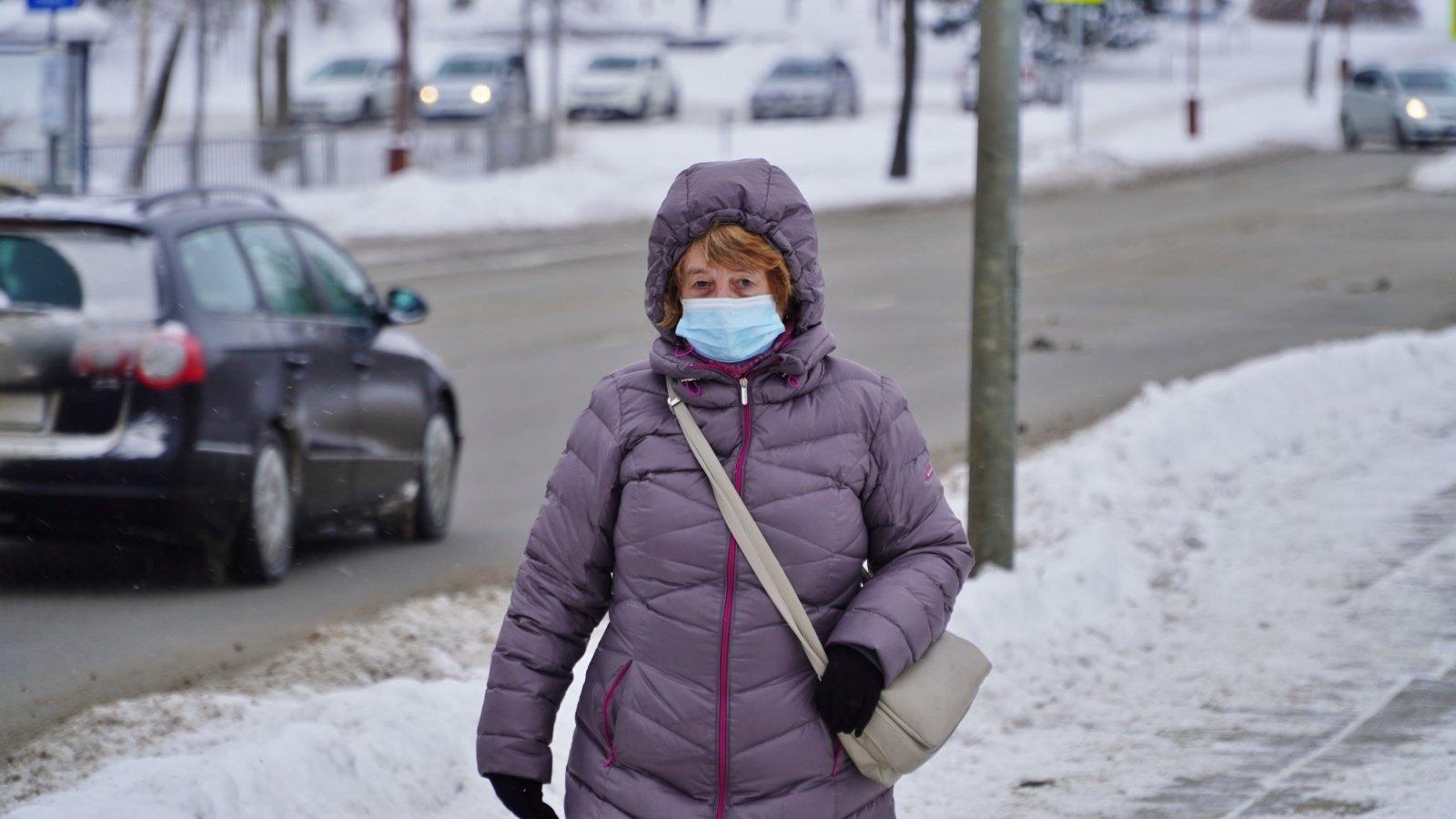 Epidemiologinius duomenis dėl koronaviruso šiemet savarankiškai pateikė 1,6 tūkst. žmonių