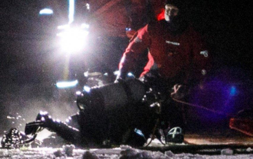 Iš Kauno marių automobilį traukę ugniagesiai: tai nusikalstamas neatsakingumas