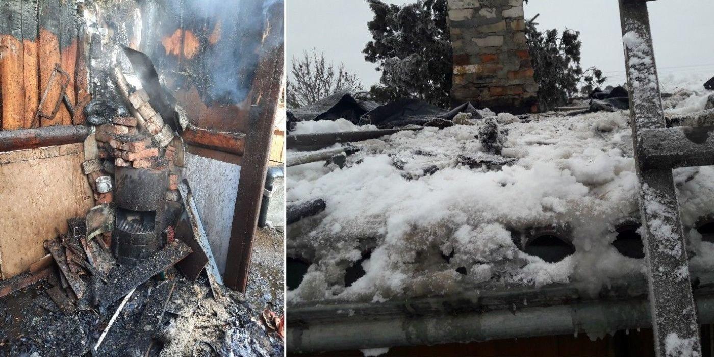 Kėdainiečių klaidos kainavo brangiai: spustelėjus šaltukui pasipylė gaisrai