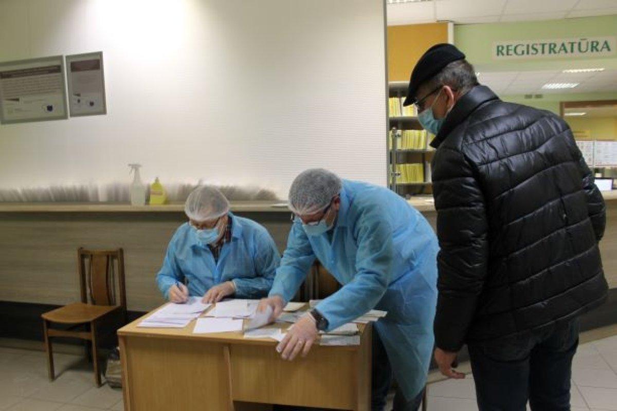 Kėdainių pirminės sveikatos priežiūros centre dirba šeši savanoriai