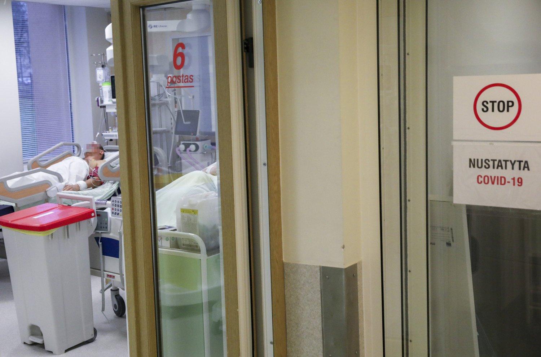 Lietuvoje per parą nustatyti 463 nauji susirgimai, 9 žmonės mirė