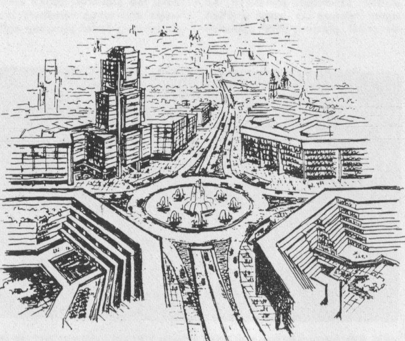 17 Vilniaus utopijų, kurios planuotos, tačiau nebuvo įgyvendintos
