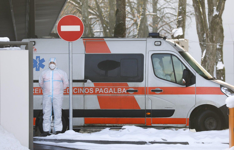 Lietuvoje patvirtinti 686 koronaviruso atvejai (Papildyta)