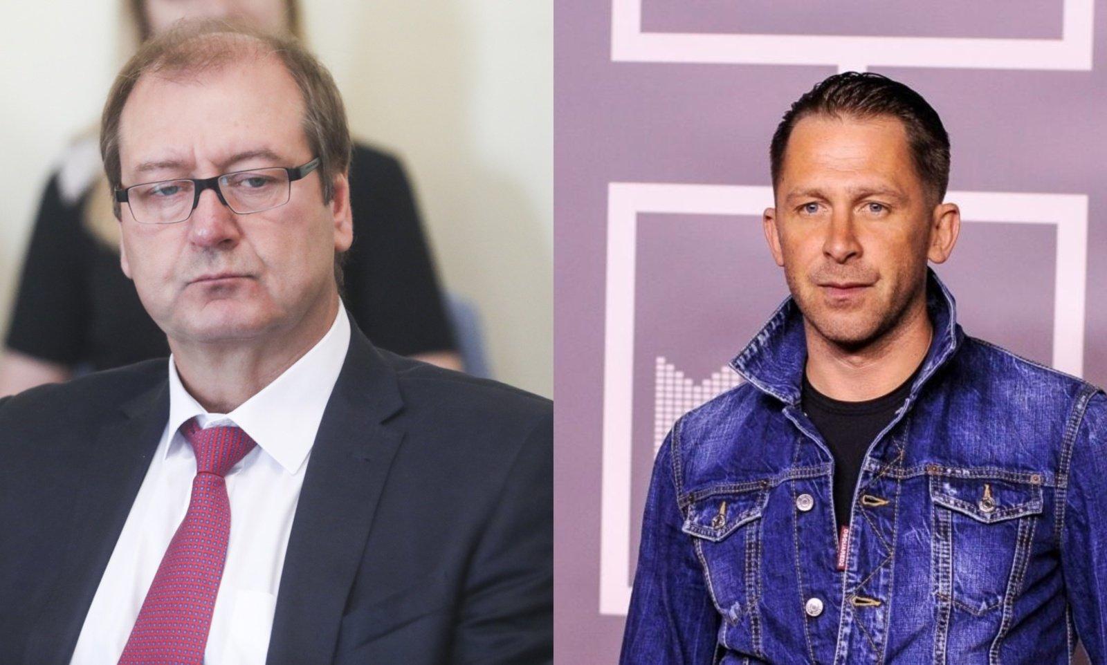V. Uspaskicho ir E. Dragūno pokalbį prieš rinkimus pripažino paslėpta politine reklama