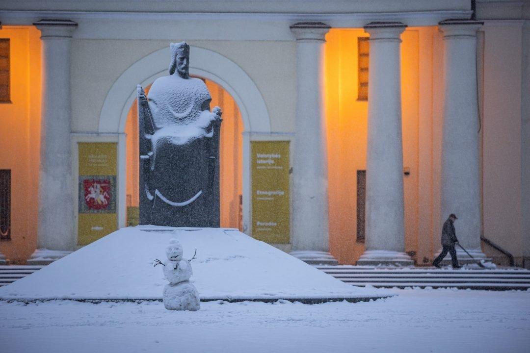 Po atostogų Vilniaus istorijos gerbėjai kviečiami sugrįžti į virtualią auditoriją