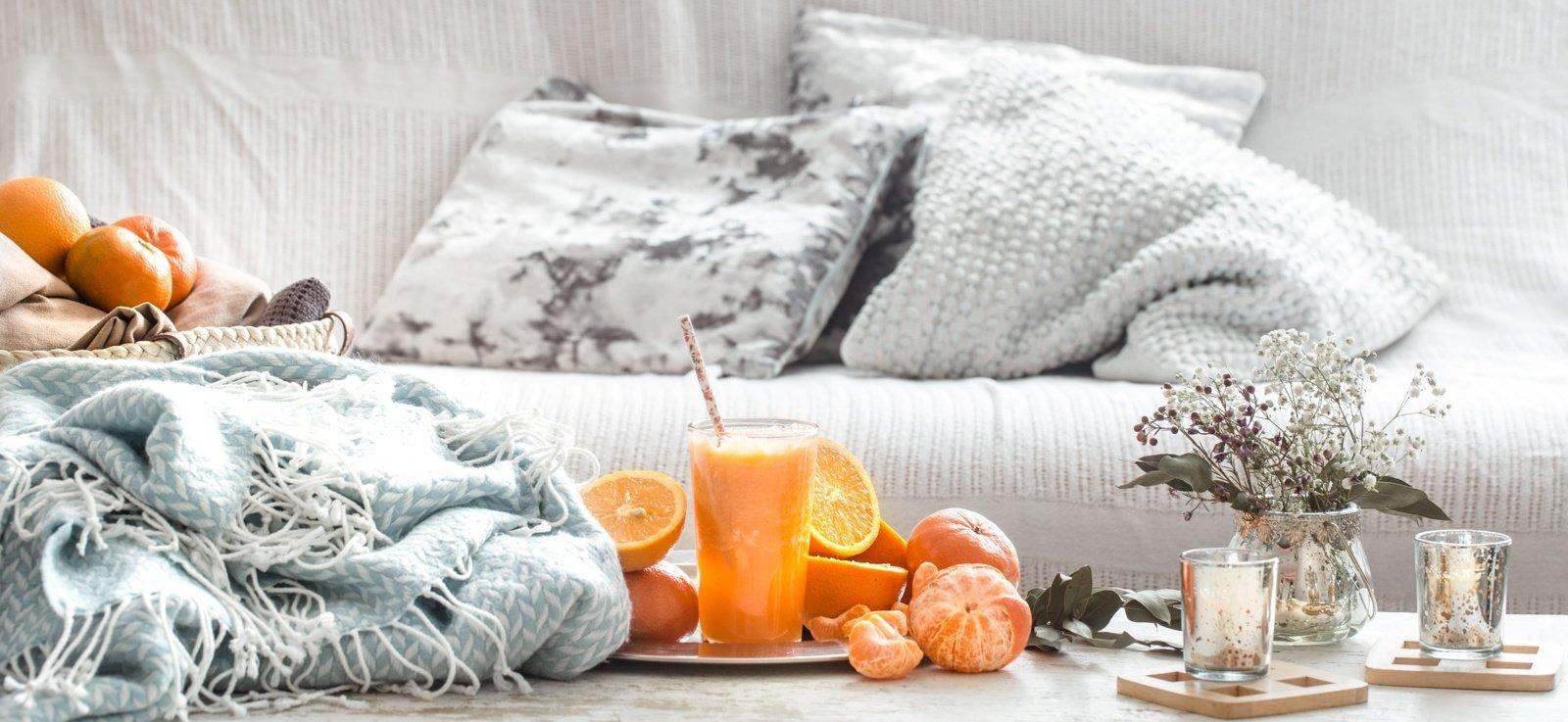 Vitaminai C ir D - kodėl jų reikia žiemą ir kuo jie naudingi?