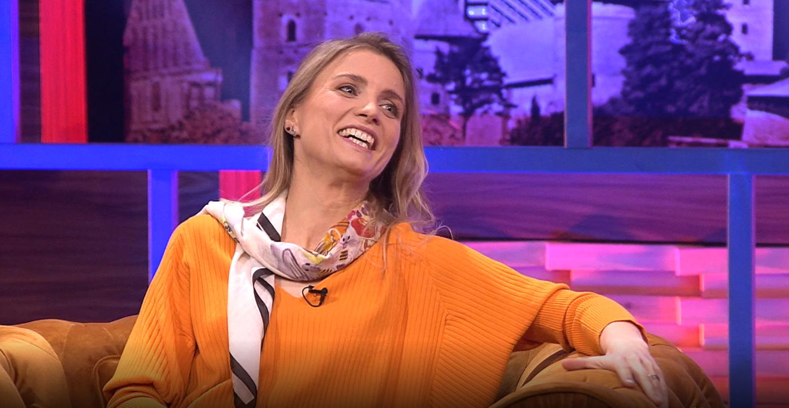 Aktorė Gabrielė Malinauskaitė atvirai atsakė į klausimą, ar miegojo su režisieriumi dėl vaidmens