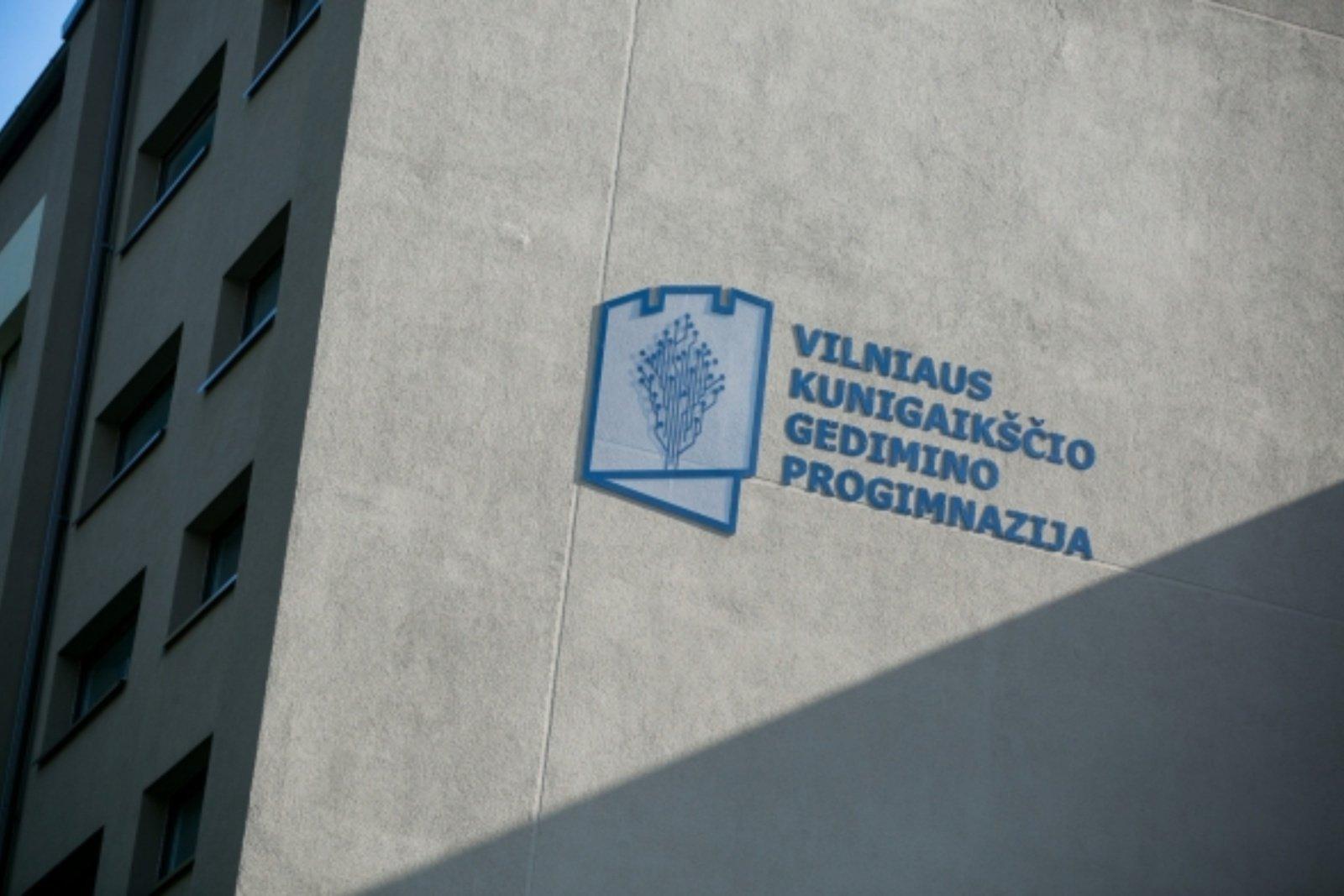 Eksperimentas Vilniuje: į vieną mokyklą kitą savaitę grįš dalis pradinukų